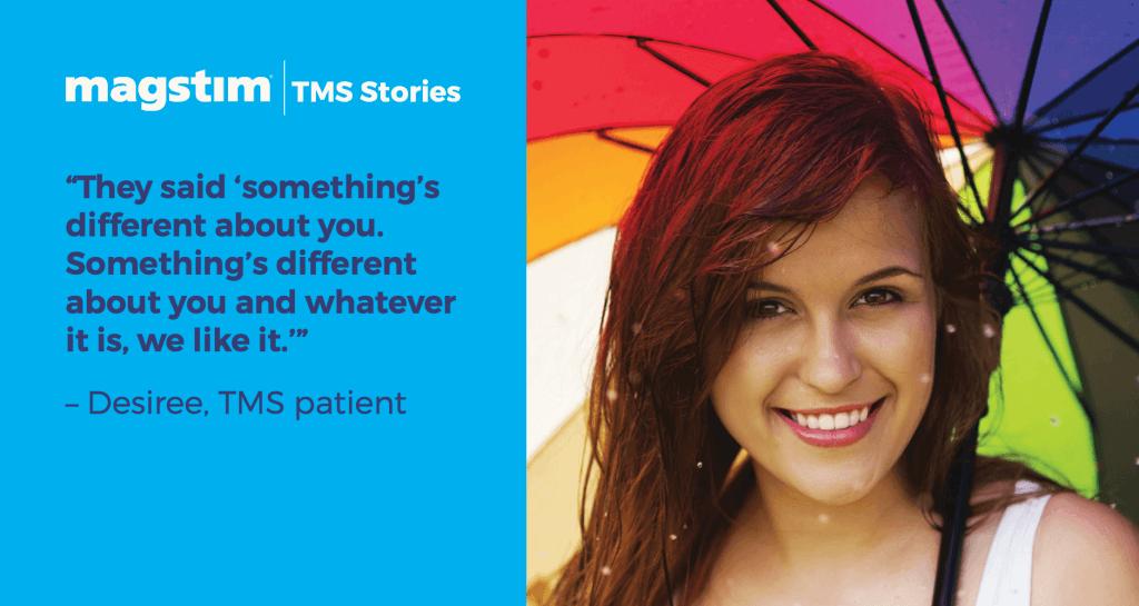 TMS Therapy Testimonials