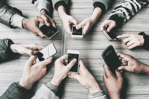 Social Media and Social Groups for Teens